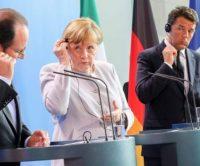 Hollande, Merkel e Renzi reúnem-se para discutir terrorismo