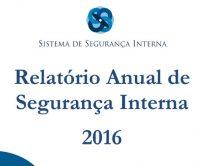Relatório Anual de Segurança Interna – 2016