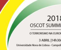Terrorismo na Europa marca anual da OSCOT